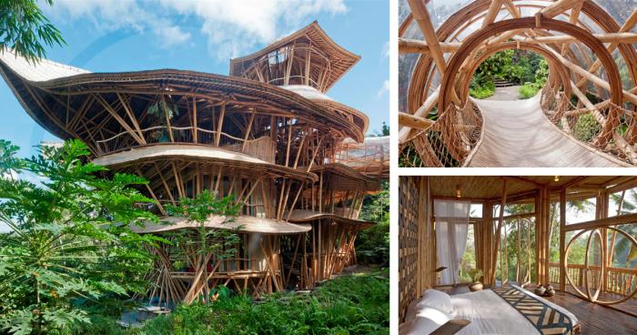 Une maison écologique