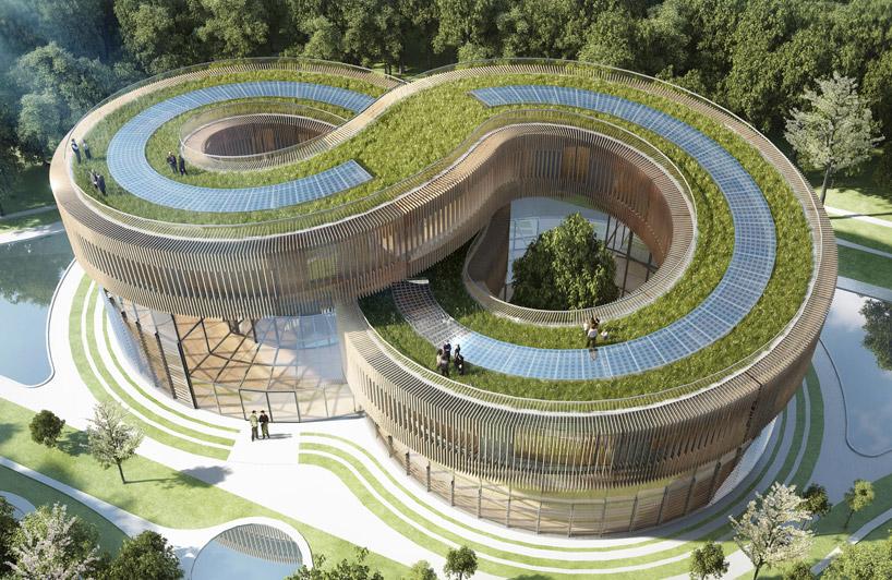 Ecologie : villa Flavours Orchard