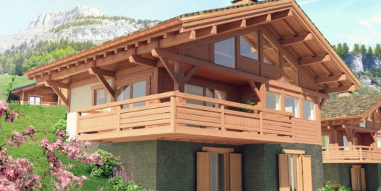 CHALET – Le Grand-Bornand, France