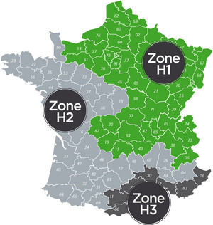 Isolation, zone géographique